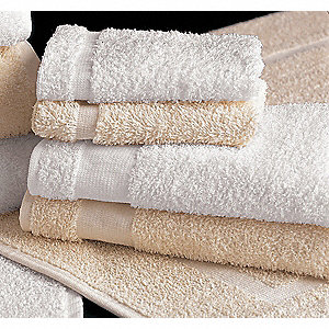 Hand Towel,White,16x27,PK24
