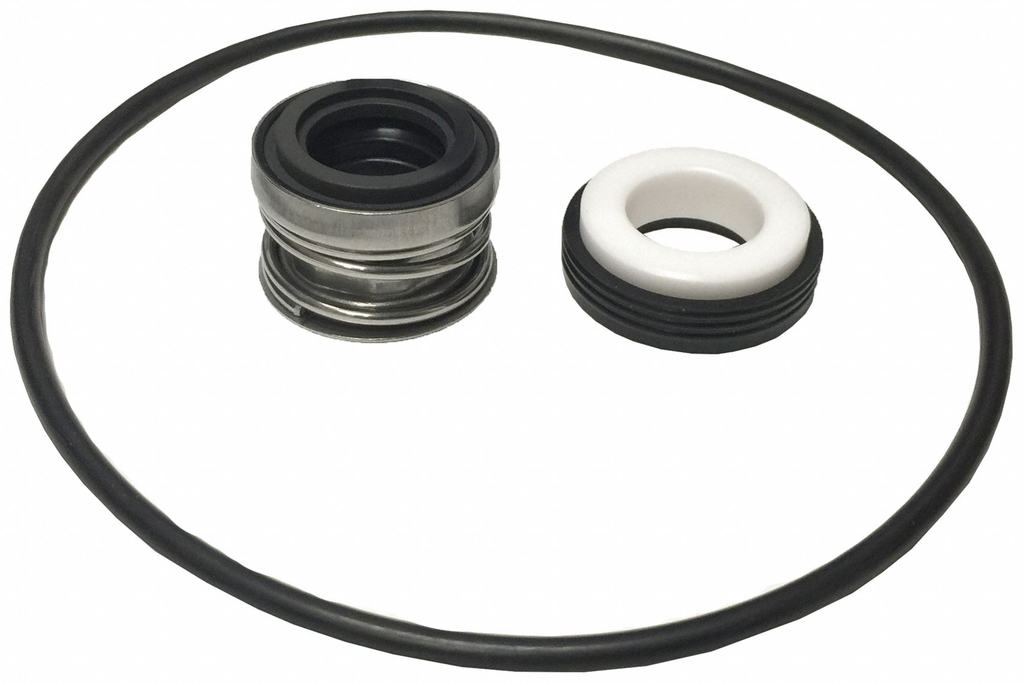 Centrifugal Pump Mechanical Seal Kit,  Buna Seal Kit,  Fits Brand American Stainless Pumps