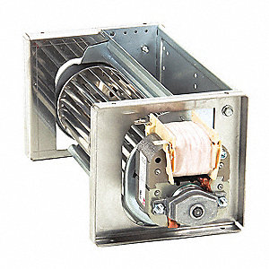 Transflow Fan,115V,60 Hz