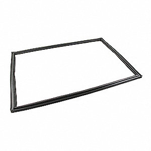 Black Refrigerator Door Gasket