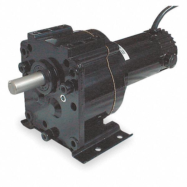 Dayton dc gearmotor 90vdc nameplate rpm 34 max torque for Dayton gear motor catalog