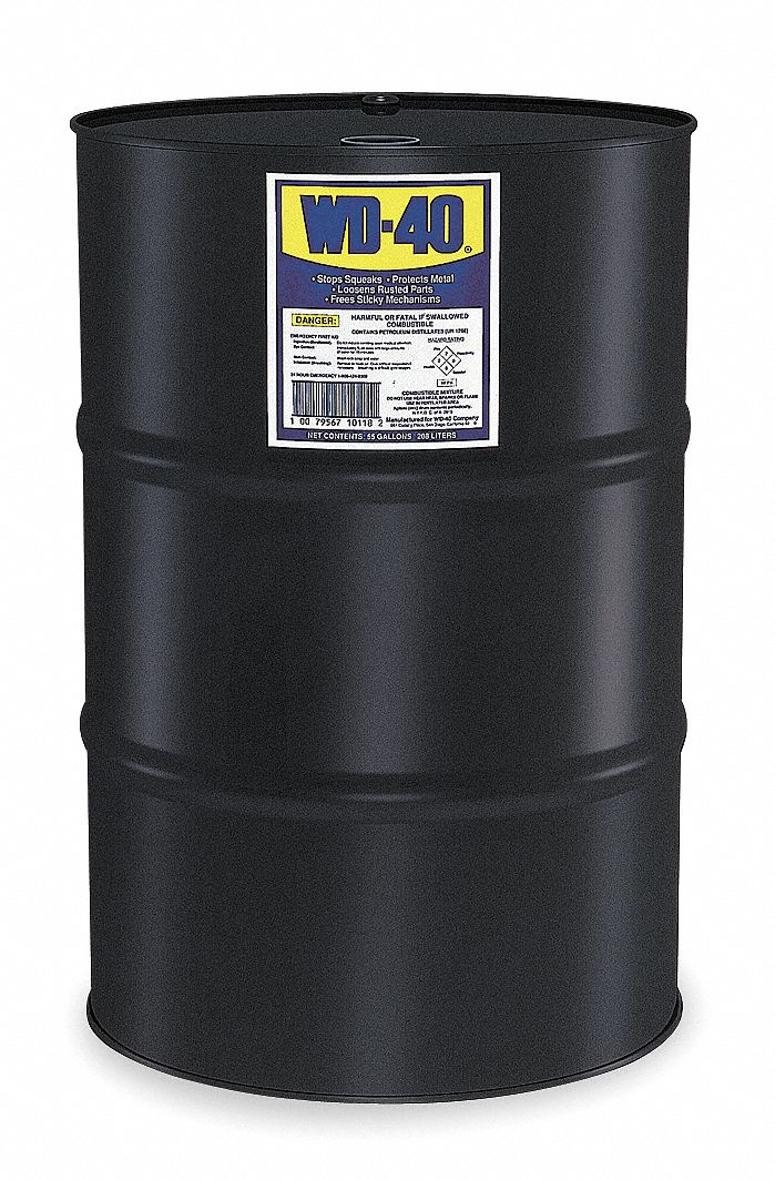 General Purpose Lubricant,  -60° to 300°F,  No Additives,  Net Fill 55 gal,  Drum