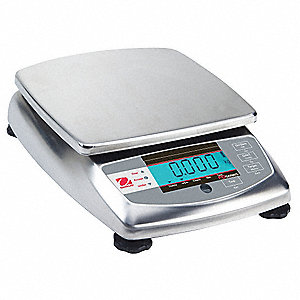 15kg/30 lb. Digital LCD Compact Bench Scale