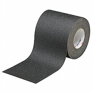 3m Solid Black Anti Slip Tape 4 Quot X 60 0 Ft 60 Grit