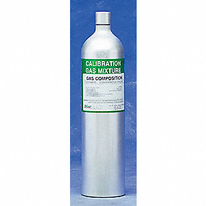 Calibration Gas Cylinder,58L