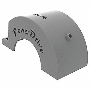 CHAIN COUPLING COVER,O D 4-3/4 IN