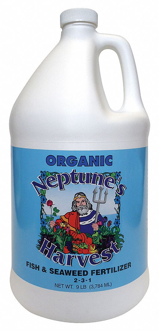 Natural Fertilizer, 1 gal.