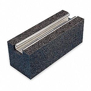 Pipe Support Block,10 1/2 L,6 In H,Foam