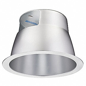 Recessed Lighting Trim,CFL,Clear