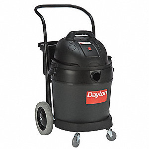 16 gal. Commercial Wet/Dry Vacuum, 4 Peak HP, 120 Voltage