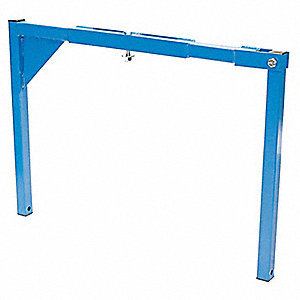 Mounting Yoke For Use With Mfr. No. H34B-CS to Ceiling, CW 34 BLUE,Includes Assembly Hardware