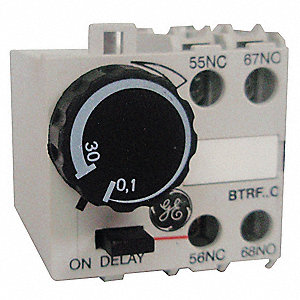 IEC Timer Module,Delayed Off 30 Sec