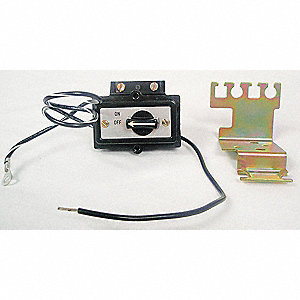 Selector Switch Kit, NEMA Rating: 1, For Use With Type 1 Enclosed Starters
