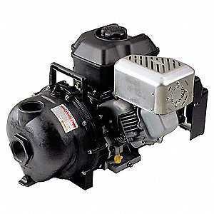 3.5 HP Polypropylene 127cc Engine Driven Centrifugal Pump, 3 qt. Tank Capacity