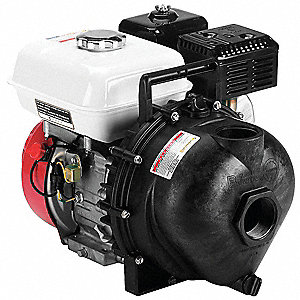 Pump, Engine Driven, 5-1/2 HP, Poly