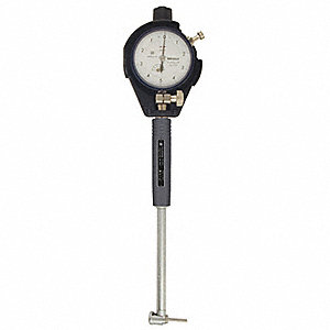 Dial Bore Gage,0.7-1.4 In,0.0001 In Res