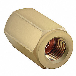 Adapter,1/4 In,Use w/Watts Srs SAE-TC