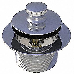 PUSH PULL TUB CLOSURE