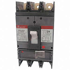 Circuit Breaker,  1200 Amps,  Number of Poles:  3,  480VAC AC Voltage Rating