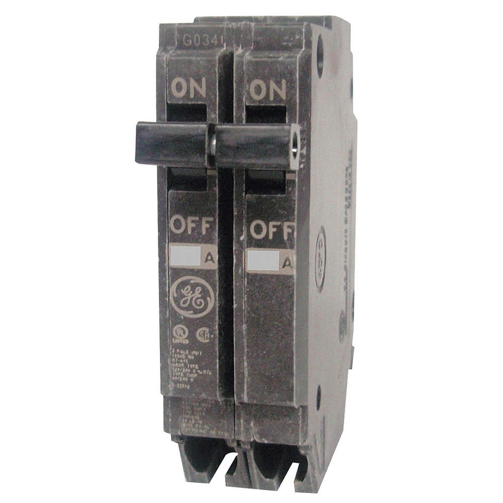 Ge Plug In Circuit Breaker Thqp Number Of Poles 2 20 Amps 120 Standards And Description Circuitbreakers Electrical Zoom Out Reset Put Photo At Full Then Double Click