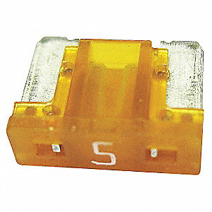 AUTOMOTIVE FUSE, AMPS 5,PK 5