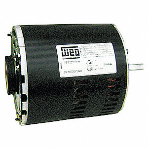 Evaporative Cooler Motor,240V,Ring,Auto