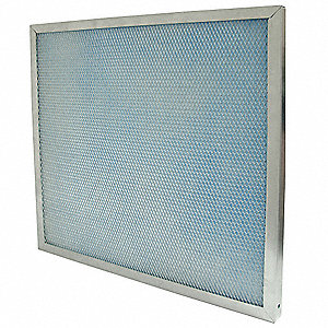 20x25x2,Aluminum,Electrostatic Air Filter