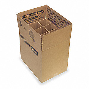 Pre-Addressed Recycling Box,16 In L