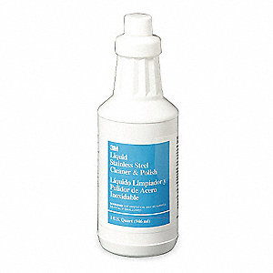 1 qt. Metal Cleaner and Polish, 1 EA