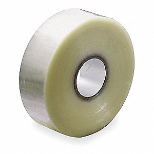 100m x 72mm Biaxially-Oriented Polypropylene Carton Sealing Tape, Clear