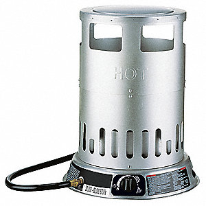 "15-7/8"" x 15-7/8"" x 18-1/2"" Convection Portable Gas Heater with 2000 sq. ft. Heating Area"