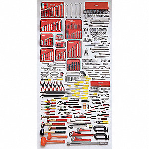 Master Tool Set,Intermediate,453-Pieces