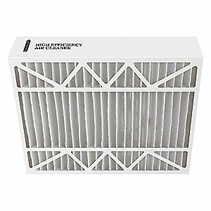 16x25x5 Air Cleaner Replacement Filter with MERV8&#x3b; PK2