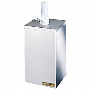 Condiment Pump with Box