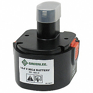 Gator Battery, 14.4 Voltage, NiCd