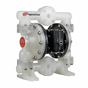 "Diaphragm Pump,Air Operatd,1"",120 psi"