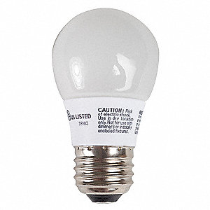 LED Light Bulb,A15,620-640nm,Red