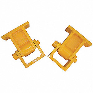 Jib Crane Mounting Kit, Cantilevered, Span Up to 20 ft., 188°, 2200 lb.