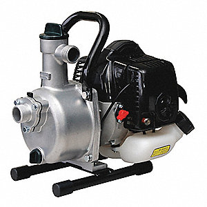 9/10 HP Aluminum 26cc Engine Driven Pump, 2 Cycle, 0.48 qt. Tank Capacity