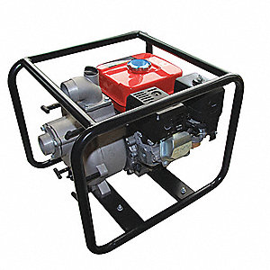 13 HP Aluminum 389cc Engine Driven Pump, 5.9 qt. Tank Capacity