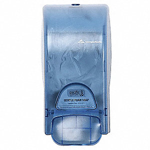 Soap Dispenser,Splash Blue