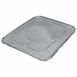 Aluminum Steam Pan Lid