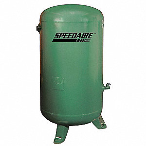 240 Gal. Stationary Steel Air Tank