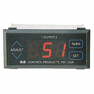 Single Stage Humidity Controller,24 VAC