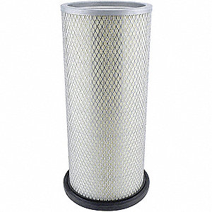 Air Filter,8-13/32 x 16-3/4 in.