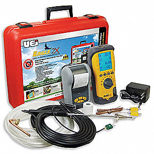 Portable Combustion Analyzer Kit