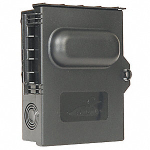 SWITCH,AC DISCONNECT,NONFUSIBLE,240
