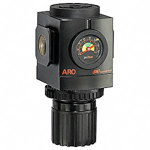 250 psi Aluminum Standard General Purpose Air Regulator