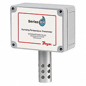 Humidity Transducer,15 to 35VDC