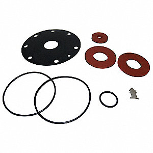 Backflow Preventer Repair Kit, For Use With Zurn Wilkins No. 114-975XL, 112-975XL, 2-975XL
